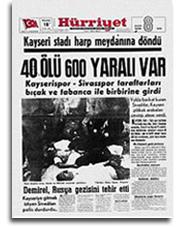 Sporun TürkiyeÂ'deki kara tarihi