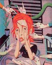 İşyerinde psikolojik taciz büyüyor!